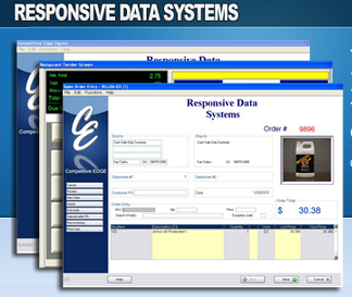 Logo Responsive Data Systems