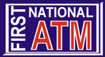Logo First National ATM