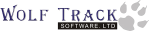 Logo Wolf Track Software