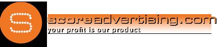 Logo Score Advertising