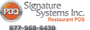 Logo Signature Systems (PDQ POS)