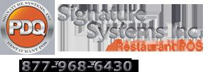 Logo Signature Systems (PDQ POS)
