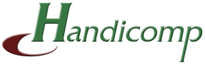 Logo Handicomp, Inc.