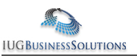 Logo IUG Business Solutions