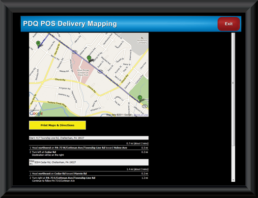 Compare and Review Active-e POS System vs  Pdq Delivery POS
