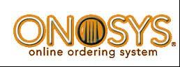 Logo Onosys Online Ordering System