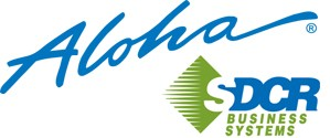 Logo Aloha POS -SDCR Business Systems